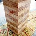 48 ШТ. Jenga Классический Balance Board Игры Building Block Деревянные Подарочные Детские Игрушки
