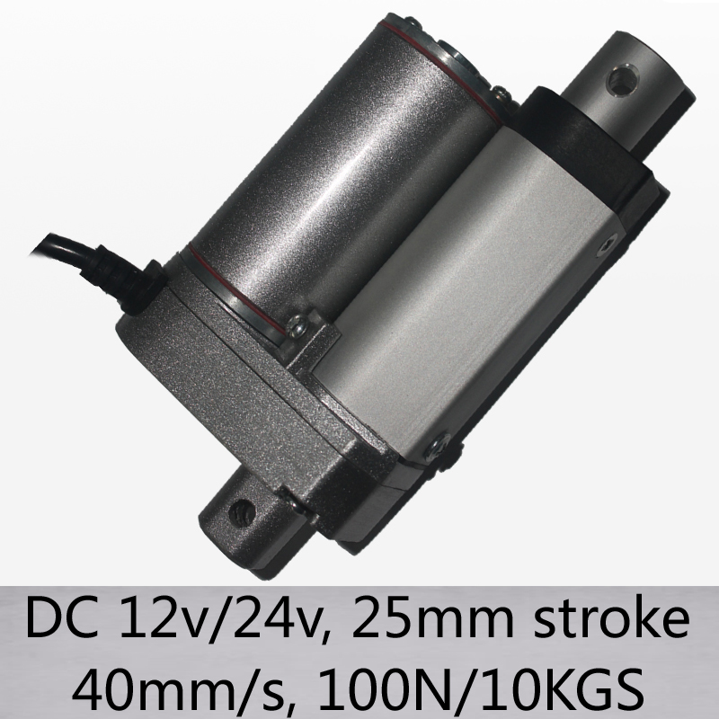 5 Disccount 40mm S High Speed 25mm Mini Electric Linear