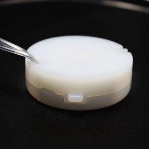Image 5 - แบตเตอรี่ที่ใส่กล่องปุ่มCR2032เซลล์แบบเหรียญลวดตะกั่วยิ้มกับกระพริบ/เป็นระยะๆสวิทช์6โวลต์CR2032แบตเตอรี่กล่อง