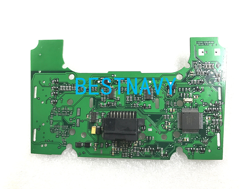 faceplate PC board Button circuit for 2002-2009 audi A8 S8 D3 4E CD MMI 2G Multimedia contro console 4E0 4E1 4E2 919 612B CAR
