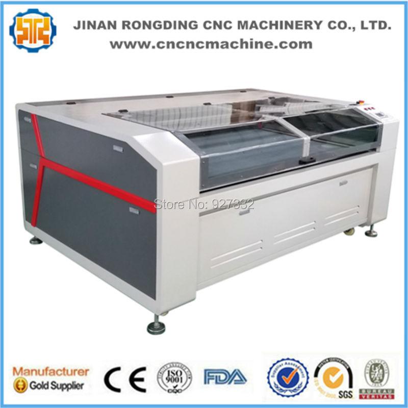 Top China Co2 Laser Cutter 100w 130w 150w Wood Acrylic Laser Cutting Machine