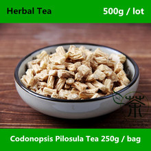 Nourishing The Body Codonopsis Pilosula Tea 500g, Health Care Poor Man's Ginseng Dry Root, Featured Genuine Dang Shen Herbal Tea