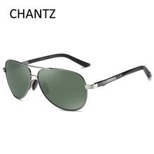 Classic Pilot Sunglasses Men 2019 Retro Polarized Mens Driving Glasses Male Eyewear UV400 Lunette De Soleil Homme