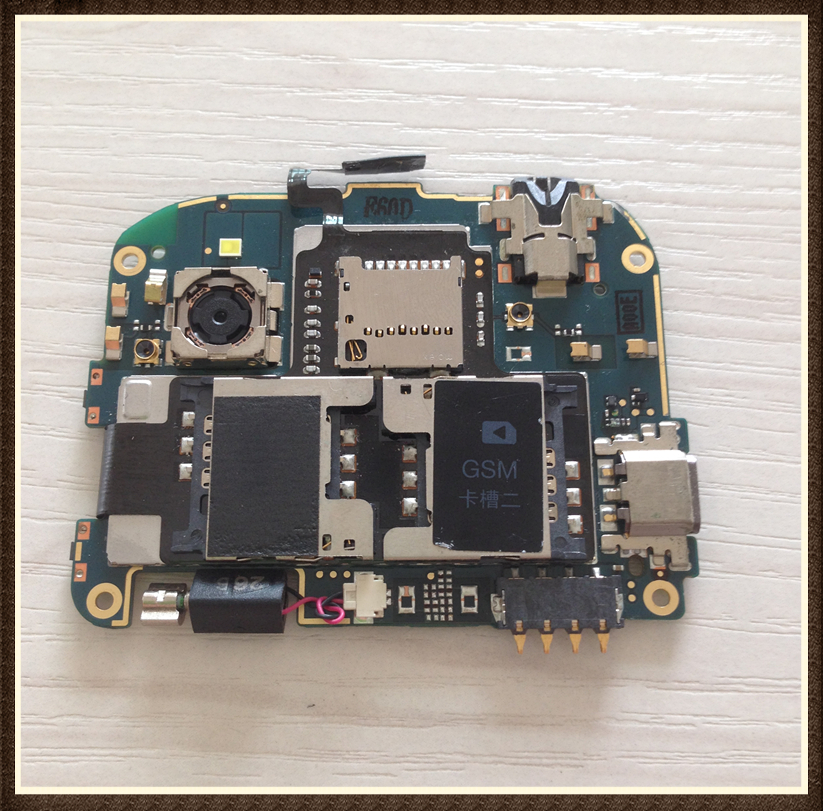 100%Working~Unlock Good quality Original Motherboard For desire V t328w Mainboard Board Free Shipping