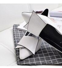 SHIDIWEIKE Pointed Toe Low Heel women's shoes