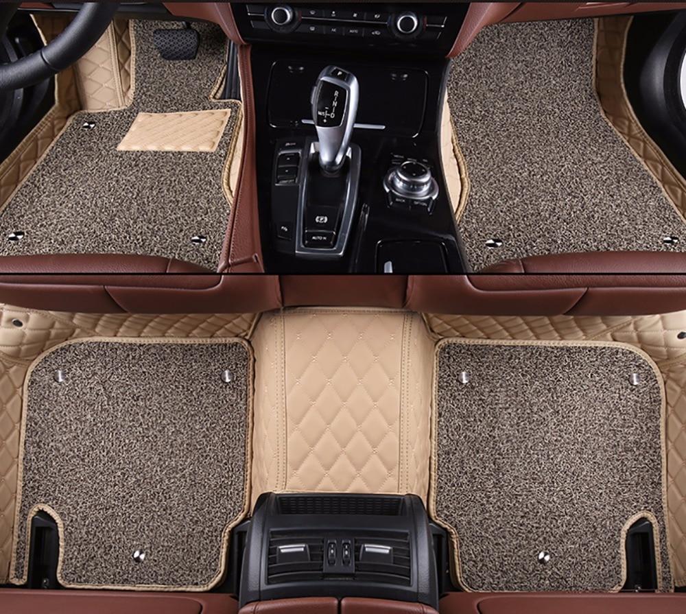 Kalaisike Custom Car Floor Mats For Land Rover All Models