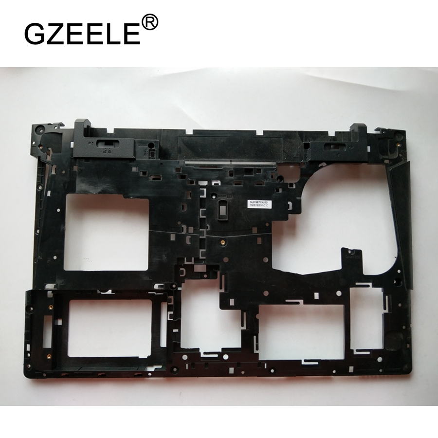 GZEELE 15.6Inch New laptop Bottom <font><b>case</b></font> cover For <font><b>Lenovo</b></font> for Ideapad <font><b>Y500</b></font> Y510 Y510P MainBoard Bottom Casing <font><b>case</b></font> base Lower <font><b>Case</b></font> image