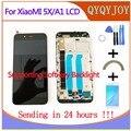 ЖК-дисплей и тачскрин в сборе для XiaoMi Mi 5x /Mi A1  запасные части  мобильный телефон  аксессуары + Инструменты