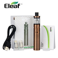 Original New Colors Eleaf IJust S Kit 3000 MAh Built In Battery With 4ml Ijust S