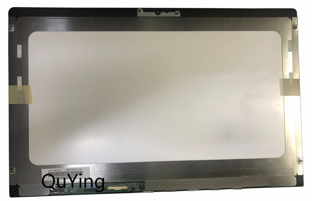 QuYing Laptop LCD Screen for Dell Adamo XPS 13 (0D591J) REPLACEMENT With Glass original a1419 lcd screen for imac 27 lcd lm270wq1 sd f1 sd f2 2012 661 7169 2012 2013 replacement