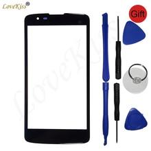 Touch Panel Touchscreen Voor Lg K8 Phoenix 2 K350N K350DS K350 K371 Touch Screen Sensor Digitizer Lcd Display Glas Vervanging