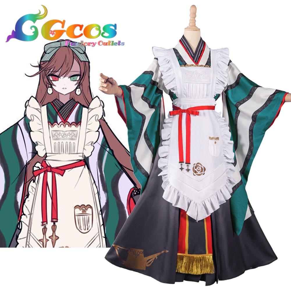Free Shipping Cosplay Costume Rozen Maiden traumend Sui sei seki Jade Stern Uniform Dress Halloween Christmas Party A