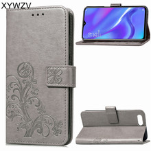 OPPO RX17 Neo Case Luxury PU Cover Flip Wallet Phone Case For OPPO RX17 Neo Back Cover For OPPO K1 Kickstand Card Holder Fundas