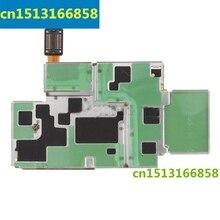 SIM и карты памяти разъем шлейф для samsung Galaxy Note I717