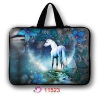 Cute Cool Unicorn Laptop Sleeve Bag Case Cover Handle For 15 15 6 HP Pavilion DV6