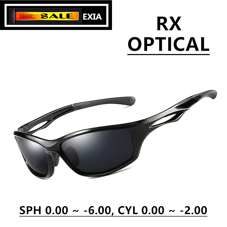ead60f70726 Aliexpress.com   Buy Prescription Sunglasses Men Polarized CR 39 Resin  Lenses AR Coatings KD 800 Series from Reliable Sunglasses suppliers on EXIA  - OPTICAL ...