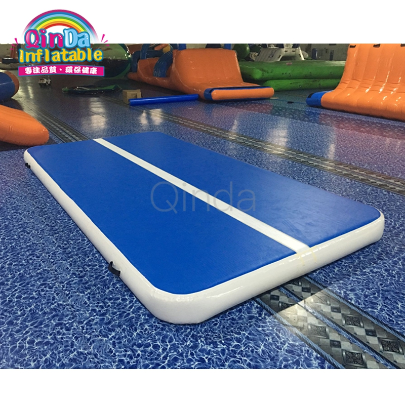 Hot Selling 4x2x0 2m Inflatable Air Track Tumbling Mats