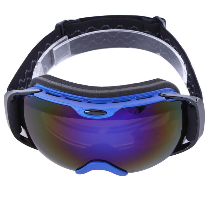 Professional Ski Goggles Double Anti Fog UV Spherical Skiing Eyewear Outdoor Sports Snow goggles Ski Glasses For Men Women NEW