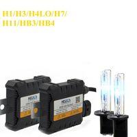 55W Hid Xenon Kit Xenon Ballast Car Headlight Auto Lamp H1 H4 H7 H8 H11 Hb3
