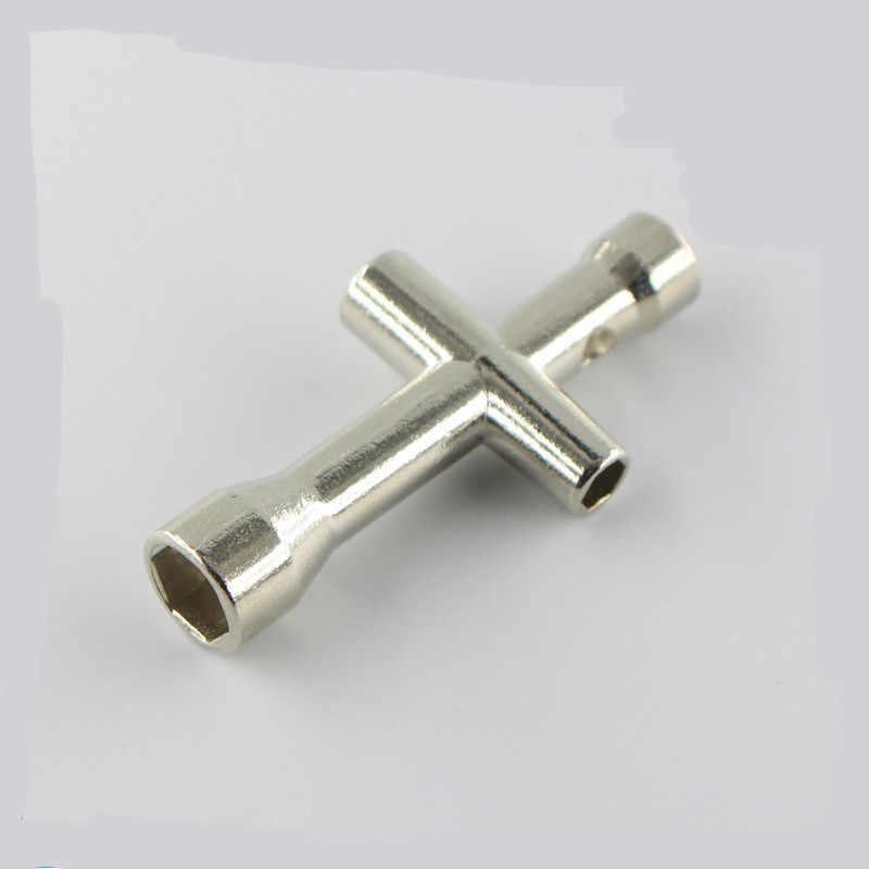 SHINA 1ชิ้นดึงประแจซ็อกเก็ตประแจสำหรับM2/M2.5/M3/M4อ่อนนุชรูปแบบDIYกำจัดสกรูข้ามประแจแขน
