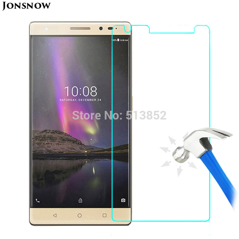 Tempered Glass Film for Lenovo Phab 2 Plus PB2-670N Screen Protector High Clear Quality Explosion-Proof LCD Front