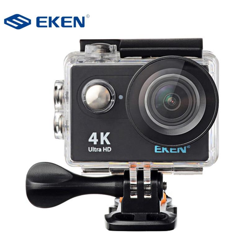 EKEN H9s 25fps WiFi Sport Action Camera Ultra HD 4 K 1080 p 60fps 2 pollice 170 Gradi Ad Alta Definizione per Esterno impermeabile
