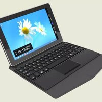 2015 Touch Panel Keyboard Case For SAMSUNG Galaxy Tab 8 9 P7310 P7300 Tablet PC For