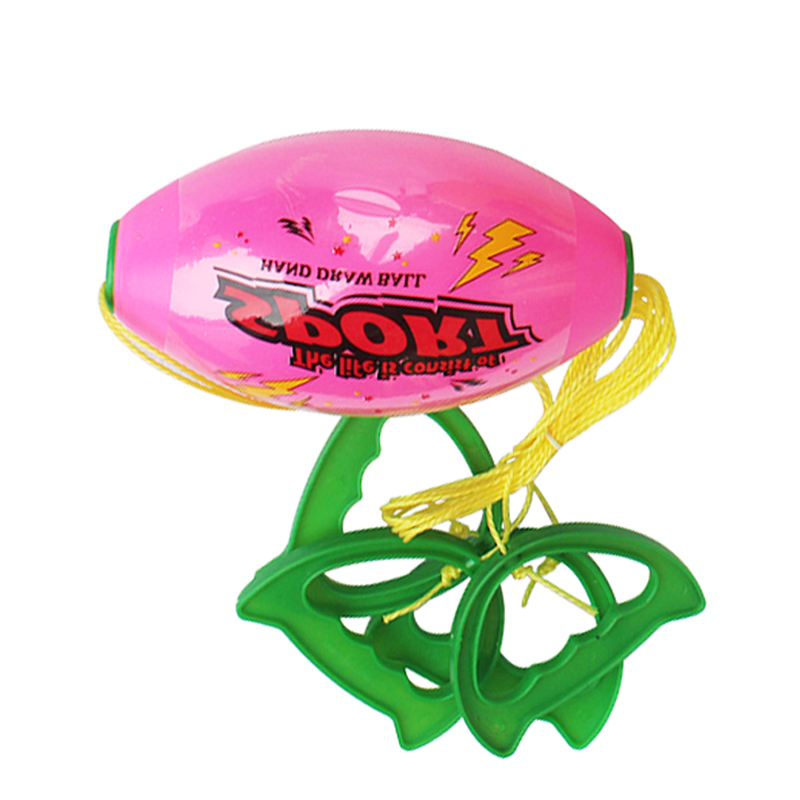 Children shuttle Lara pull ball players Double Paternity fun indoor and outdoor sports toys Kindergarten chest