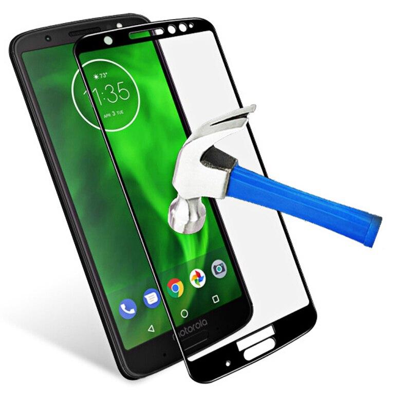 Cover For Motorola G6 Plus Case Tempered Glass For Motorola Moto G6 Play E4 Plus