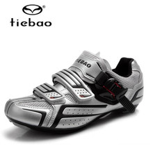 Tiebao sapatilha ciclismo off Road Cycling Shoes men zapatillas deportivas hombre Bike Shoes Auto-locking Athletic Bicycle Shoes