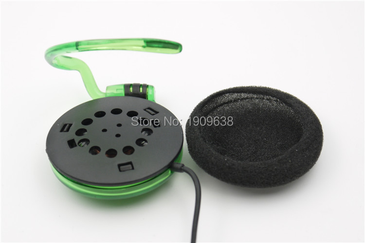 Oorhaak Oortelefoon Outdoor Running Sport Hoofdtelefoon Bedraad MP3 - Draagbare audio en video - Foto 4