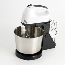 yooap Electric Egg Beater Home Desktop Handheld with Barrel and Batter Multi-Function Automatic Mixer high Power