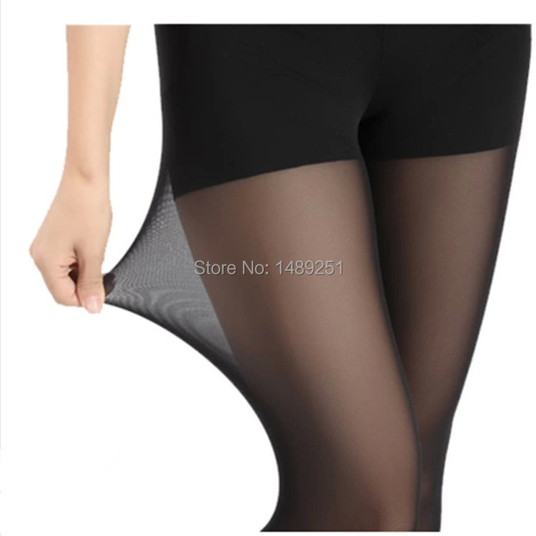 Plus Size Thicken Crotch Women High Quality Tights Super Elastic Velvet Sexy Pantyhose 3 Styles Hot Sale