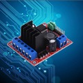 Stepper Motor Drive Controller Board Module L298N Dual H Bridge DC for diy For Arduino