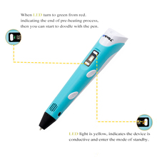 3D Pens Myriwell 2nd Generation RP-100B with LED Display