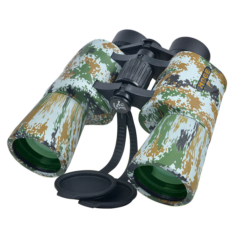 10x50 Binoculars Powerful High Power HD Night Vision Professional Telescope for Hunting Outdoor Tourism Spotting Scope