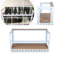 Hot Sale Crypto Coin Open Air Mining Miner Frame Cold Rolled Steel DIY Rig Case For