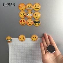 Cute Emoji Magnet Stickers