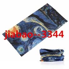 Free Shipping Newest Design Novelty Environmental Polyester Microfiber Bandana Multifunctional Camo Bandana For Unisex