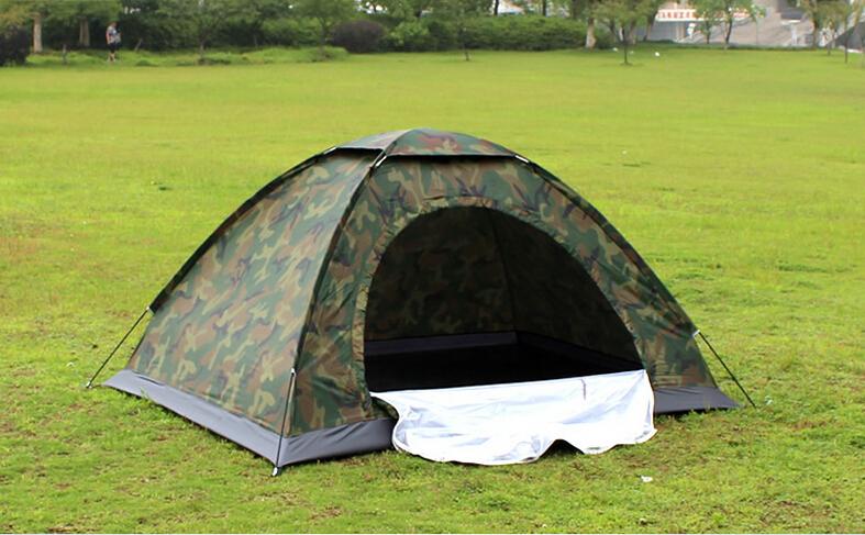 Hot Sale Camouflage C&ing TentsWaterproof Tourist Tent LoversCheap Family Tents C&ing 2 PersonBarraca de Ac&amento Para-in Tents from Sports ... & Hot Sale Camouflage Camping TentsWaterproof Tourist Tent Lovers ...