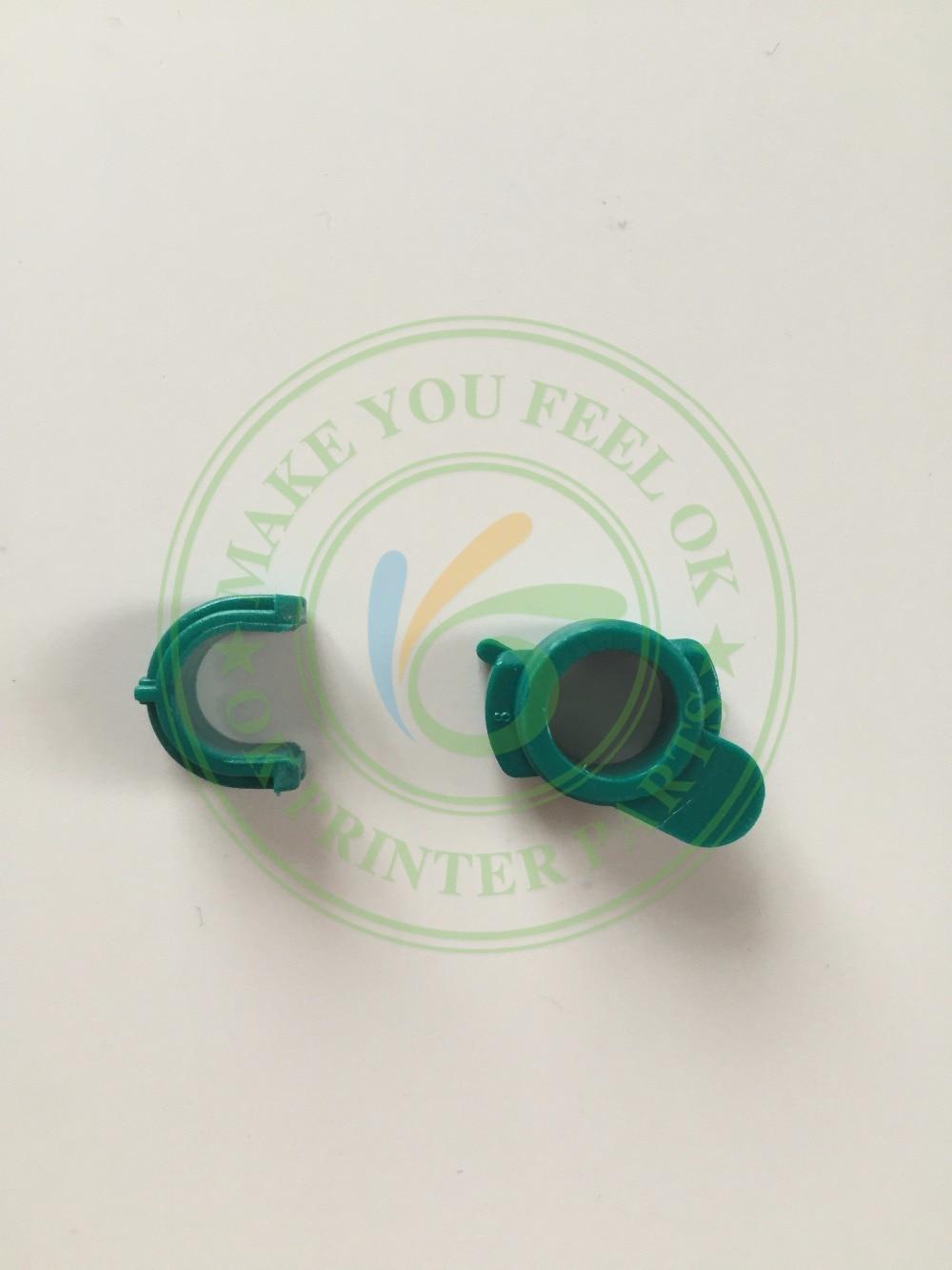 10SET X RC1-3361-000 RC1-3362-000 Pressure roller Bushing Lower Roller Bushing for HP 4200 4250 4300 4350 4345 1 x new fuser service kit for hp laserjet 4250 4300 4350 4345 fuser film sleeve fuser pressure roller bushing