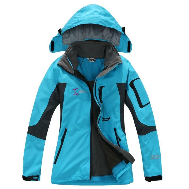 2017 new Skiing Jacket Winter Sports Coats Women Ski Suit Female Snowboarding clothing Women