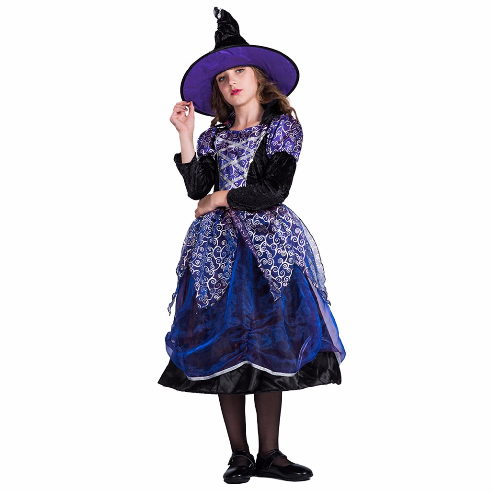 2017 New Arrival Fancy Star Witch Halloween Costumes For ...