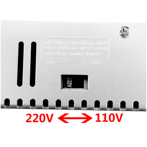 AC 220 v zu 24 v Dc Netzteil 24 v 15a 360 watt Ausgang Schalt netzteil 24 v 15a 360 watt Smps Quelle Led Netzteil 24 v