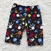 Boys Swim Trunks For 3-12Y Kids Knee Length Shorts Swim Beach Wear Fifth Pants Cartoon Boys Kids Trunks Swimsuit Bathing Suits 1