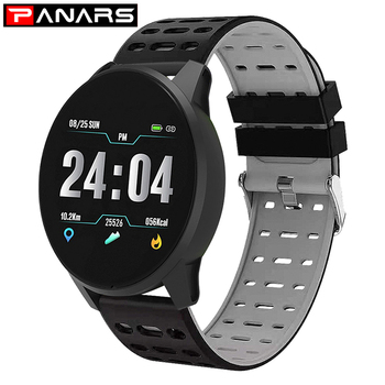 PANARS Smart Watch Men Waterproof Android Sport Digital Watch Blood Pressure Smartwatch Heart Rate Pedometer IOS Android Watches