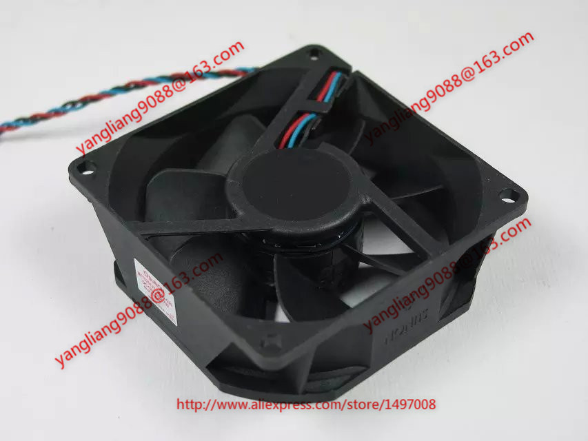 ФОТО Free Shipping For  SUNON MF75251V1-Q000-G99 DC 12V 2.7W 3-wire 3-pin connector 90mm Server Square Cooling fan