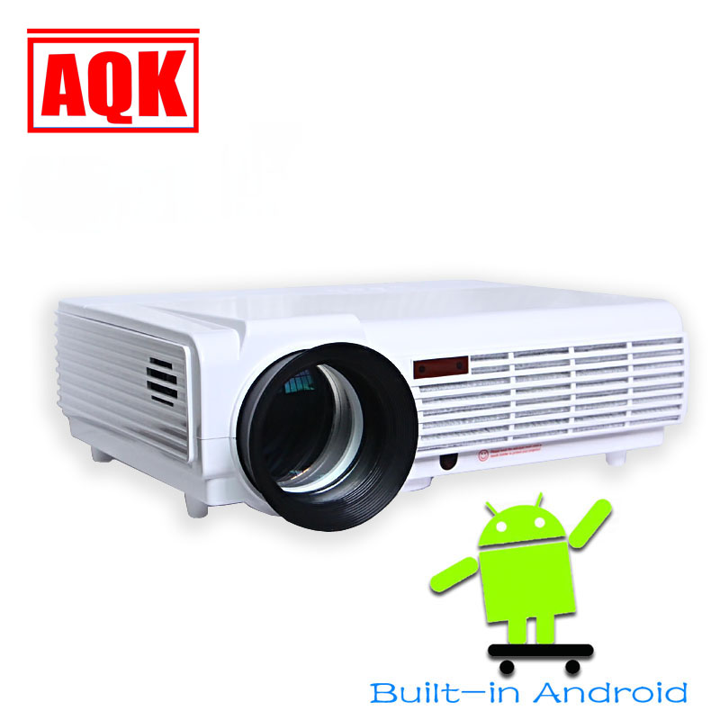 HTP Fashion proyector Full HD led 3DProjector Home Theater cinema data show Support 1080p android Wifi system bluetooth Beamer мастика dali аквапласт рогнеда 2 5л