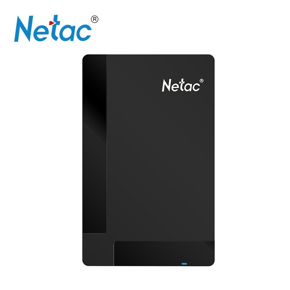 Netac K218 1TB /500GB HDD USB 3.0 HDD 2.5