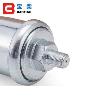 Image 4 - Sensor de presión de aceite VDO Universal, 0 a 10 bares, generador diésel 1/8NPT, pieza de 10mm, sensor de presión de alarma de enchufe inoxidable